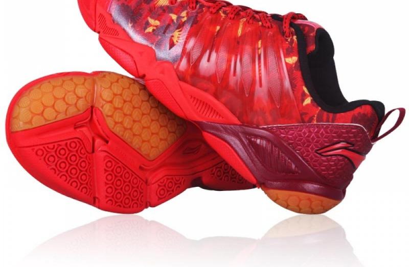 کفش بدمینتون لینینگ مدل AYTL039-1 اوریجینال