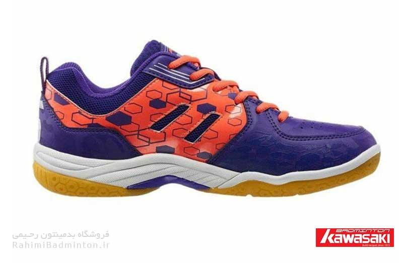 کفش بدمینتون کاوازاکی مدل 070 رنگ بنفش