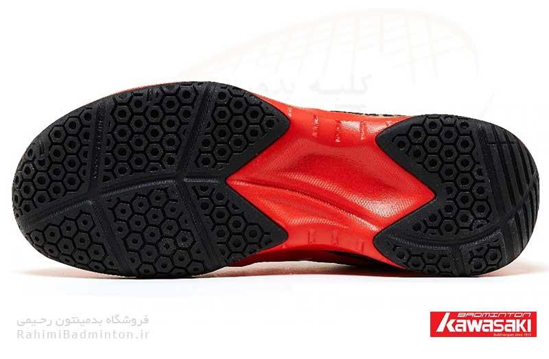کفش بدمینتون کاوازاکی مدل k-075 اوریجینال