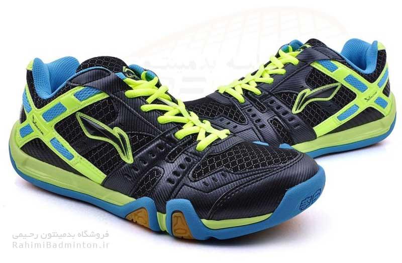 کفش بدمینتون لینینگ مدل AYTL003-3 اوریجینال