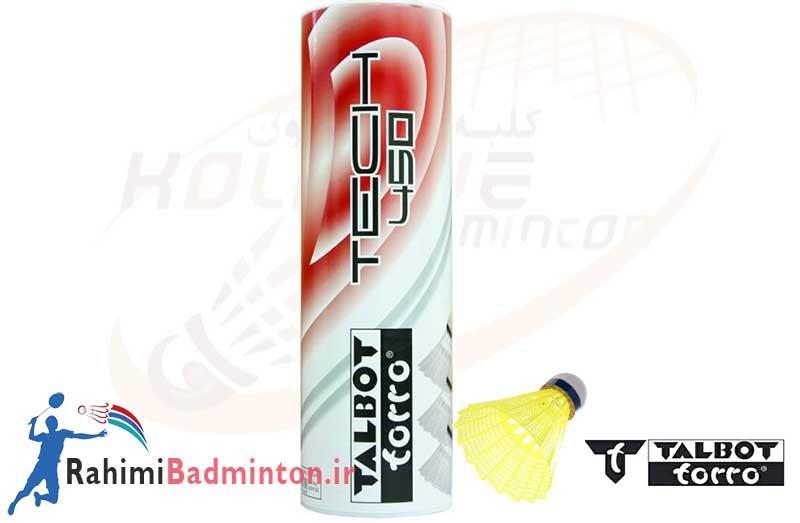 شاتل بدمینتون تالبوت مدل Tech 450 اوریجینال