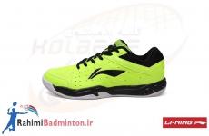 کفش بدمینتون لینینگ AYTM023-2 رنگ سبز