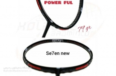 راکت بدمینتون Seven مدل POWER FULL