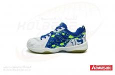 کفش بدمینتون کاوازاکی مدل 070 رنگ سفید