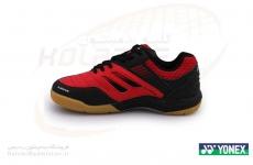 کفش بدمینتون یونکس مدل All England ۰5 رنگ مشکی-قرمز