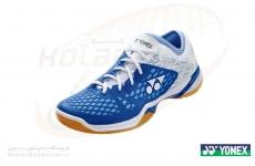 کفش بدمینتون یونکس مدل SHB 03 Z رنگ آبی-سفید