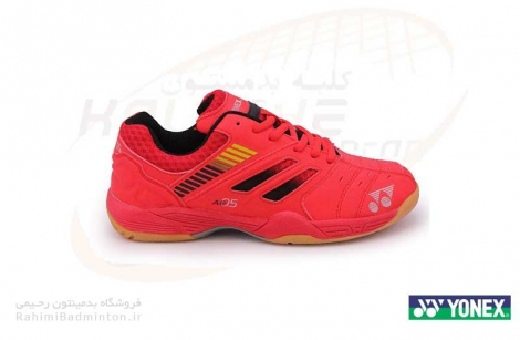 کفش بدمینتون یونکس مدل All England ۰5 رنگ قرمز